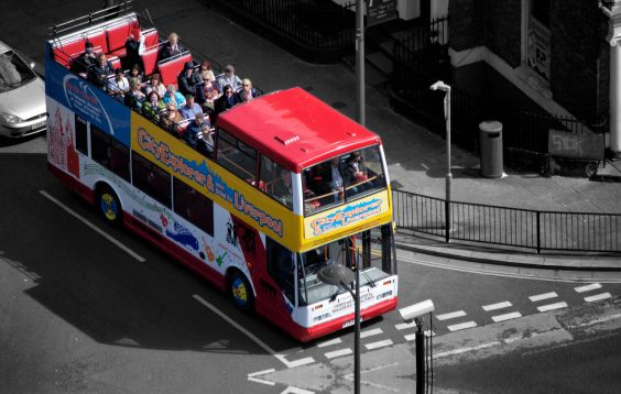 Open Top Tours of Liverpool