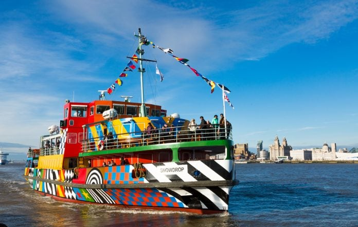 mersey ferries themed cruises:
