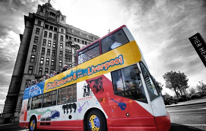 disability access to sightseeing tours liverpool: