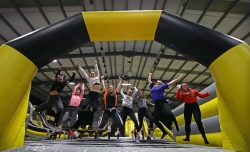 Velocity Widnes Inflatable Park