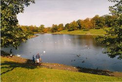 Sefton Park in Liverpool