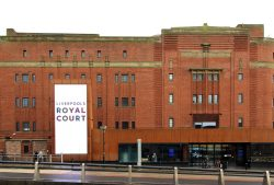 The Royal Court Theatre in Liverpool