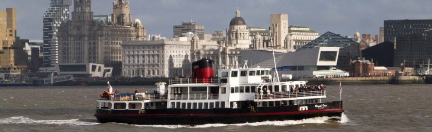 Things to do Liverpool - Mersey Ferry