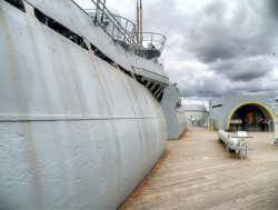 U-Boat Story in Birkenhead, Merseyside