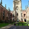 The Bombed Out Church Liverpool